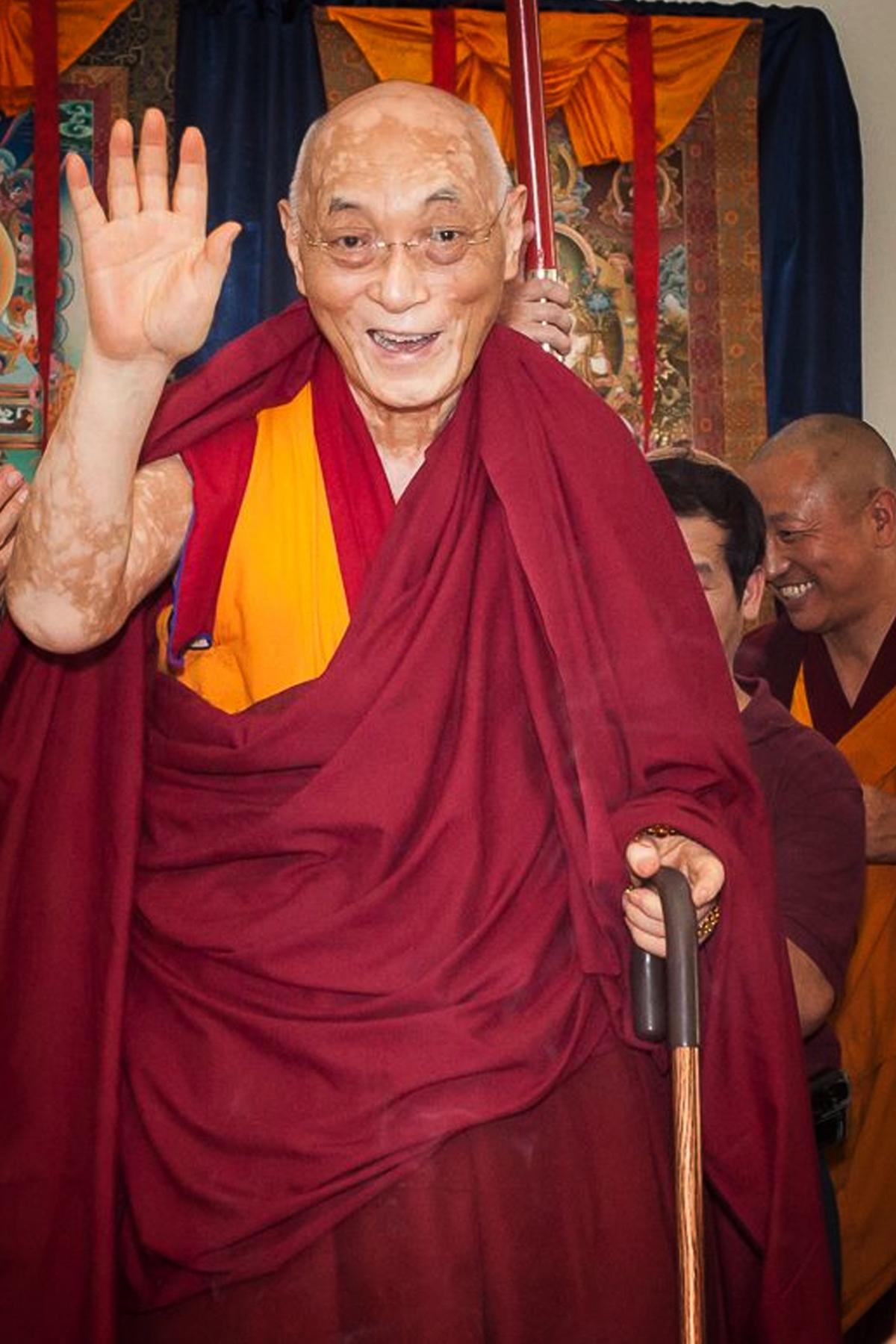 Choden Rinpoche | Awakening Vajra International