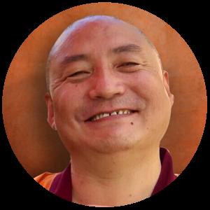 Geshe Lobsang Jhampa (Resident Teacher Taiwan Centers)