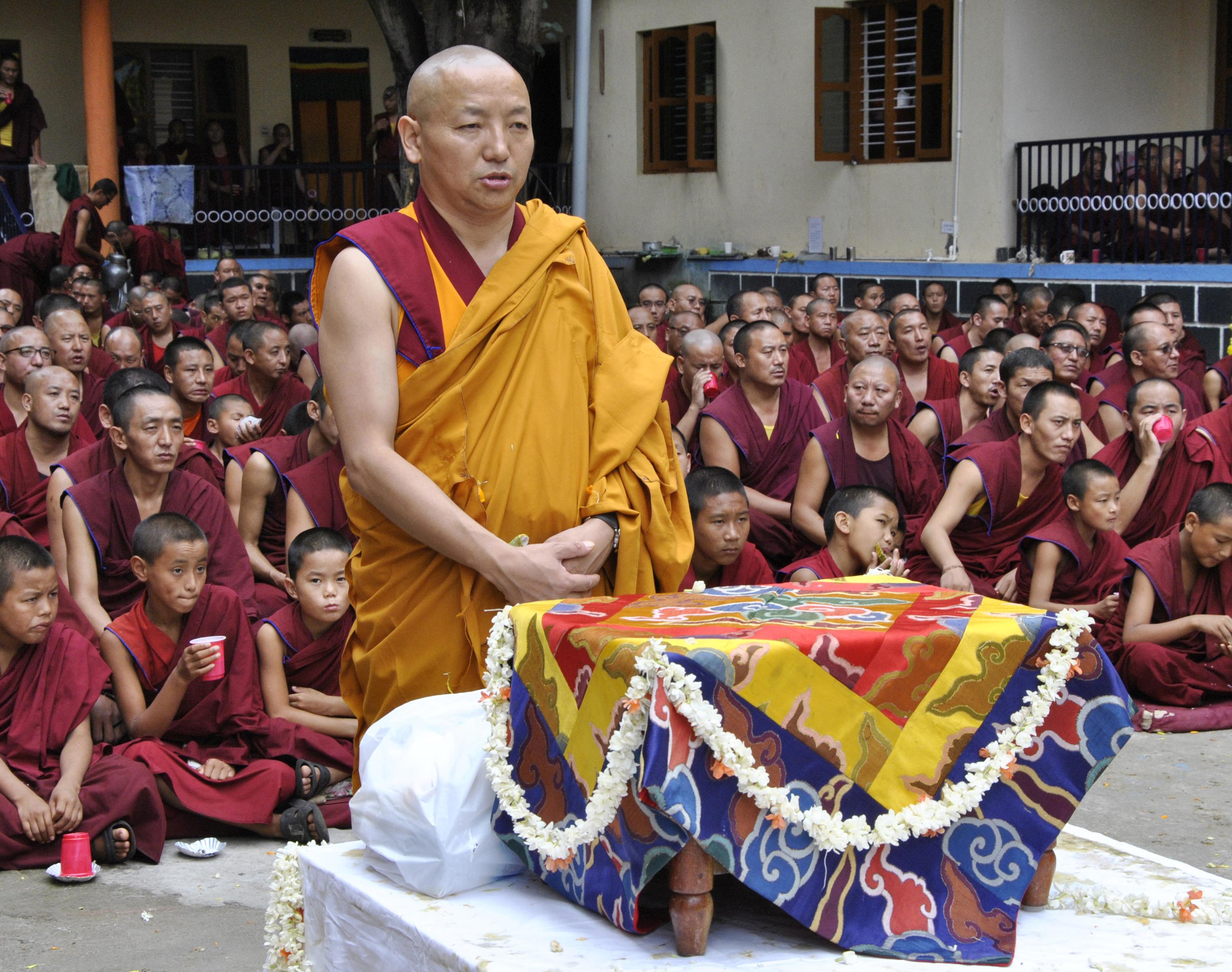Geshe Gyalten Kungka Prayer | Awakening Vajra International