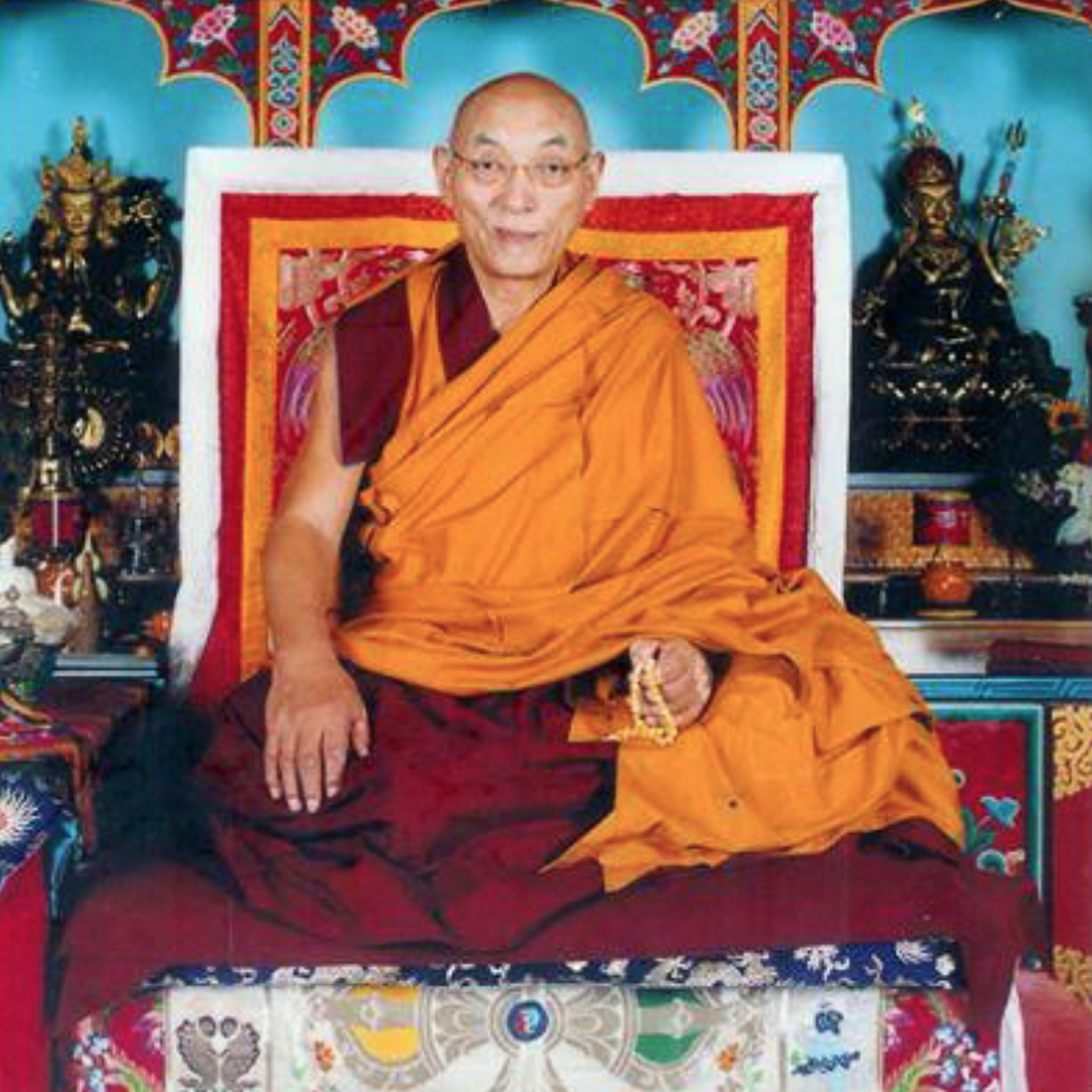 Choden Rinpoche | Awakening Vajra International
