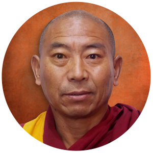 Geshe Lobsang Choephel | Awakening Vajra International