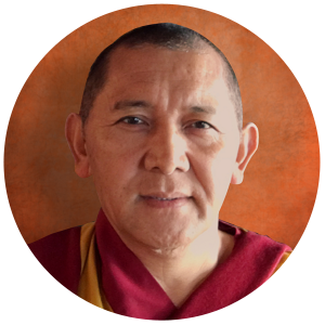 Geshe Thupten Kunsang (Executive Director, Ananda Dharma Center)