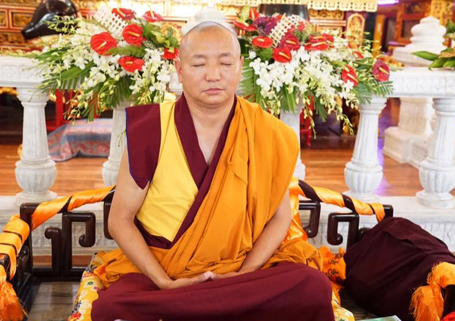 Geshe Gyalten Meditation | Awakening Vajra International